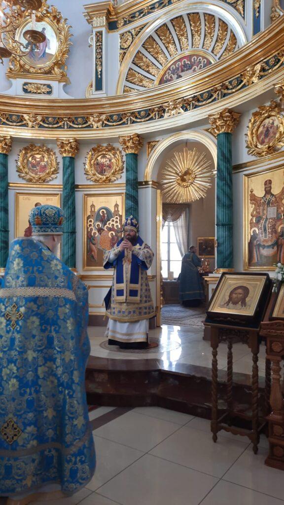 Престольный праздник Успения Пресвятой Богородицы