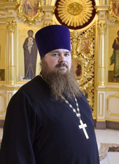 Отец Василий Бакулин